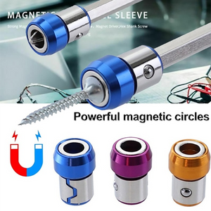 Magnetic Ring Alloy Electric Screwdriver Ring