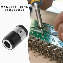 Load image into Gallery viewer, Magnetic Ring Alloy Electric Screwdriver Ring