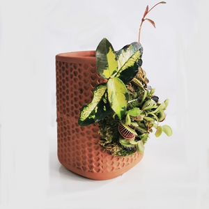 Lazy Automatic Watering Ceramic Flower Pot
