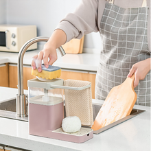 Load image into Gallery viewer, Multifunctional Kitchen Cleaning Combination Rack