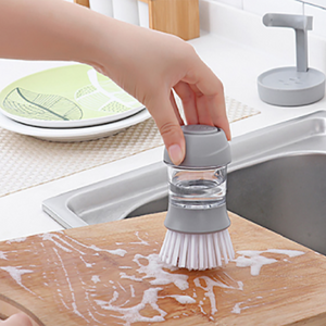 Kitchen Washing Liquid Dish Brush Washing Brush