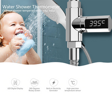 Load image into Gallery viewer, Bathroom LED Water Temperature Monitor Accessories