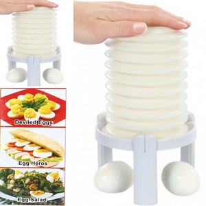 Superior Egg Stractor Peels Hard Boiled Eggs Instantly
