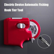 Load image into Gallery viewer, Electric Device Automatic Fishing Hook Tier