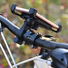 Load image into Gallery viewer, Universal Bike Motorcycle Phone Holder