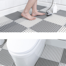 Load image into Gallery viewer, 4PCS Bathroom Waterproof Splice Mat