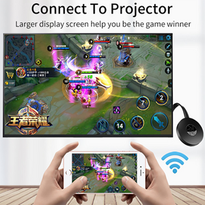 Wireless HD Support Connection Projector