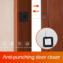Load image into Gallery viewer, Punch-free Automatic Sensor Door Closer
