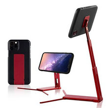 Load image into Gallery viewer, Telescopic Adjustable Mobile Phone Stand Holder