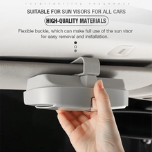 Load image into Gallery viewer, Car Glasses Box Storage Holder Sunglasses Case
