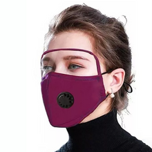 Load image into Gallery viewer, 2020 NEW Cotton Mask with Eyes Shield