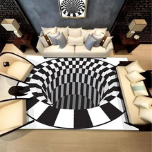Load image into Gallery viewer, Vortex Illusion Rug Carpet Living Room Decor