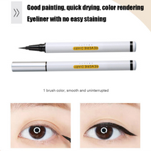 Load image into Gallery viewer, Quick-drying Magic Eyeliner Pen