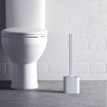 Load image into Gallery viewer, Bathroom Toilet Cleaning Brush And Holder Set