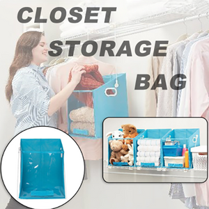 Foldable Storage Closet Bag