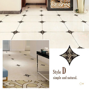 Tile Diagonal Sticker (21PCS)