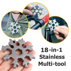 🛒Only Today $9.9🛒Snowflake Tool Wrench