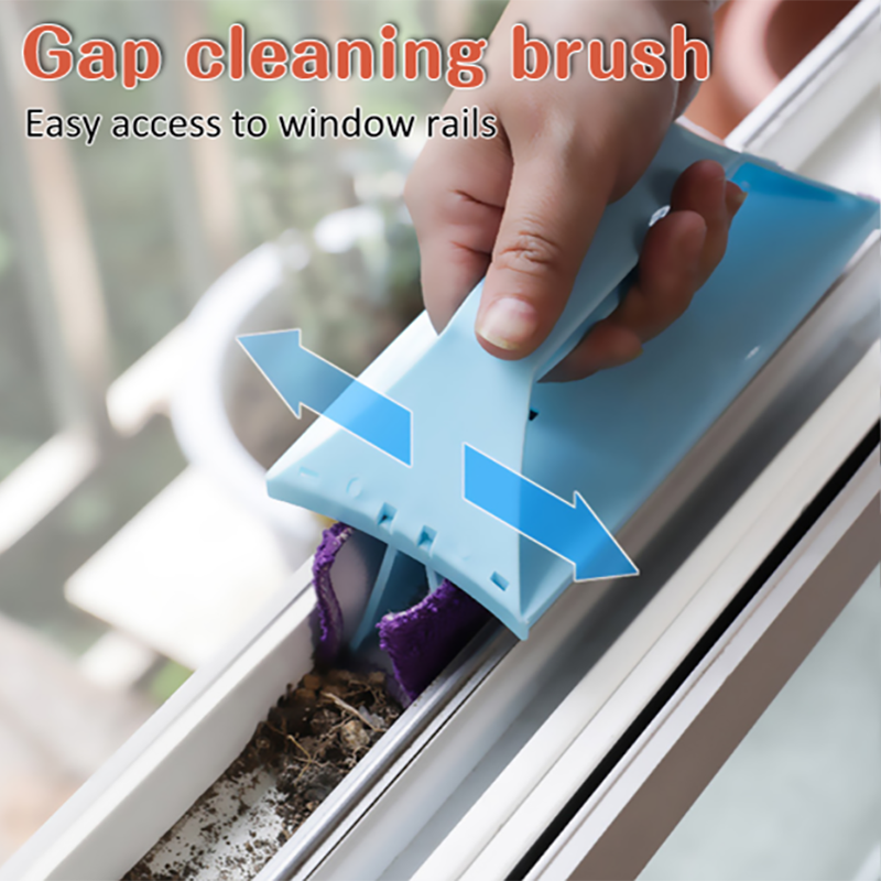 Window Groove Cleaning Washing Brush