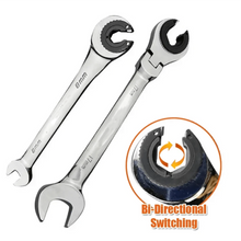 Load image into Gallery viewer, 8-19mm Combination Tubing Wrench