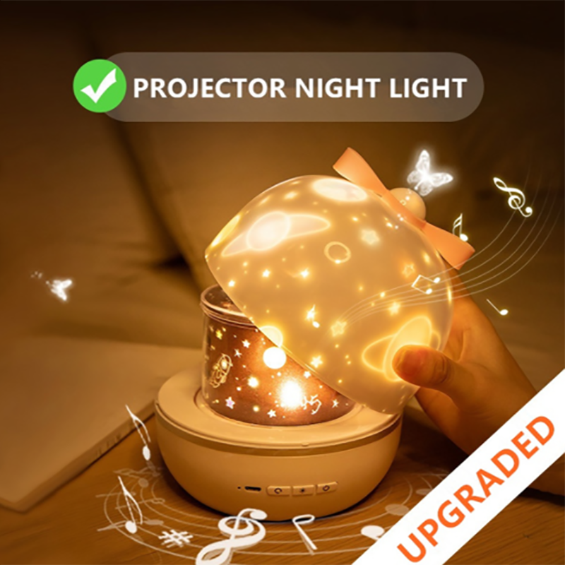 LED Projector Night Light