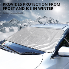 Load image into Gallery viewer, Car Wind Protector Snow Cover