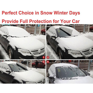 Car Wind Protector Snow Cover