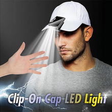 Load image into Gallery viewer, Body Motiom Sensor Clip-on Headlamp