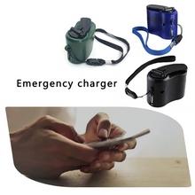 Load image into Gallery viewer, USB Travel Emergency Phone Charger