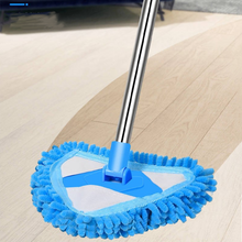 Load image into Gallery viewer, Telescopic Rod Chenille Cleaning Mop