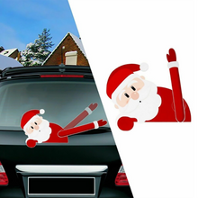 Load image into Gallery viewer, Christmas Car Wiper Stickers