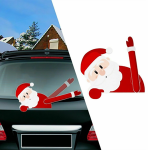 Christmas Car Wiper Stickers