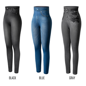 Women Slim Stretch Jeans Leggings