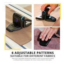 Load image into Gallery viewer, Electric Portable Folding Mini Irons
