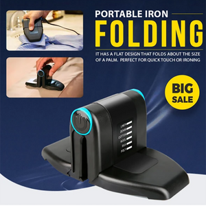 Electric Portable Folding Mini Irons