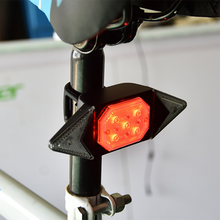 Load image into Gallery viewer, Flashing Bike LED Tail Light