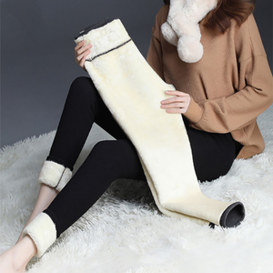 Winter Thermal Leggings High Waisted Pants