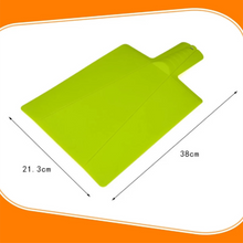 Load image into Gallery viewer, Foldable Plastic Cutting Board