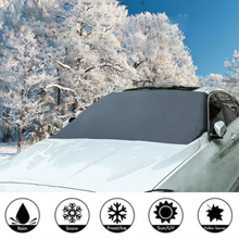 Load image into Gallery viewer, Universal Windsheld Snow Cover Sunshade