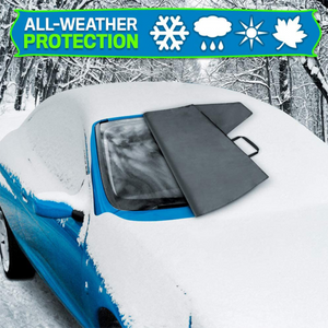 Universal Windsheld Snow Cover Sunshade
