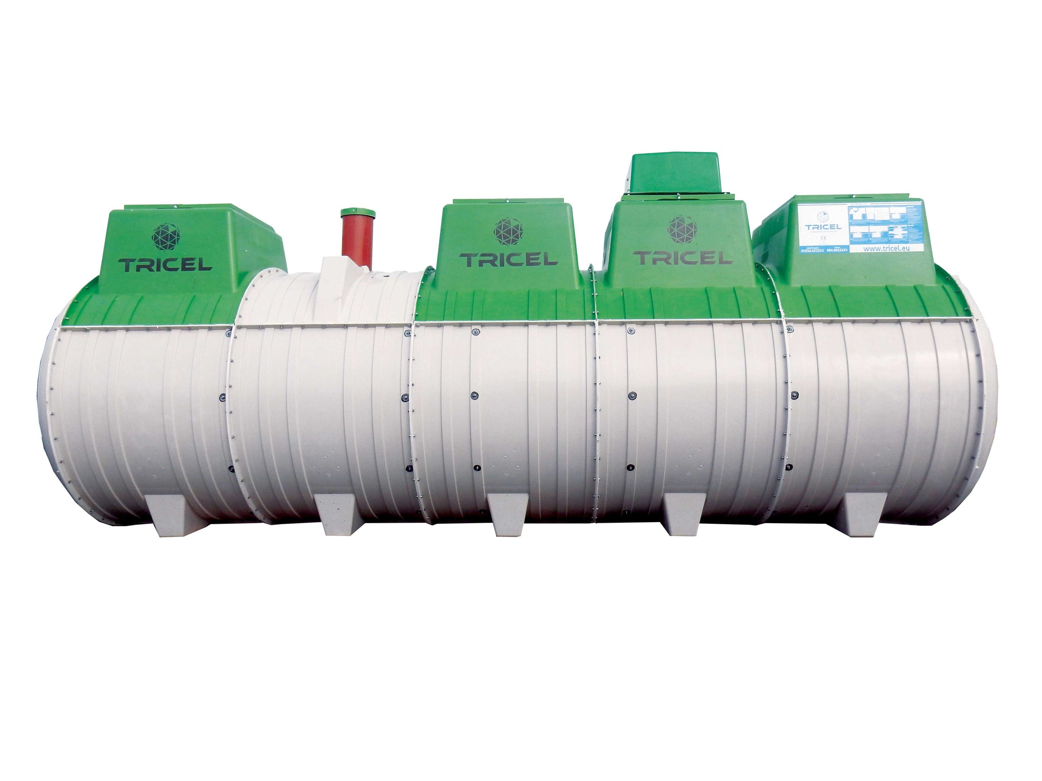 Tricel Novo UK24 Sewage Treatment System (up to 24 Population)