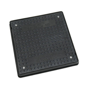 Composite Sealed Manhole Cover 600L x 600W x 25H
