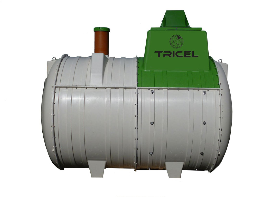 Tricel Novo UK8 Sewage Treatment System (up to 8 population)