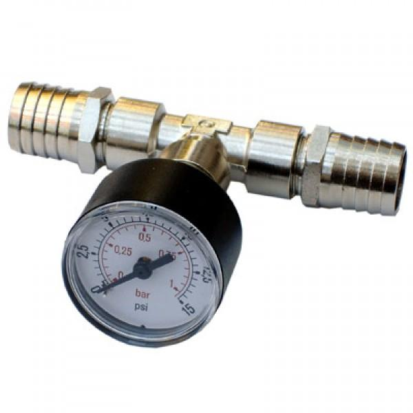Secoh Back Pressure Gauge - BP1