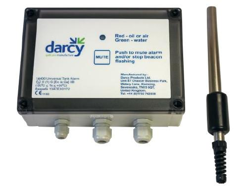 Darcy Mains Separator Alarm with High Oil Probe (Indoor Install Only)