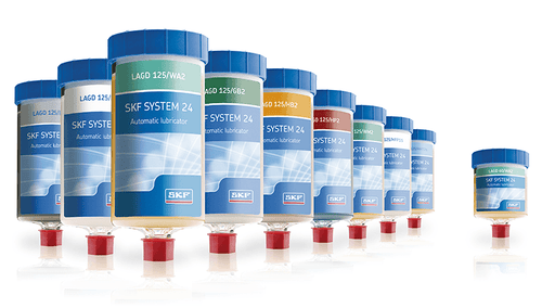 SKF System 24 125 Lubricant Grease