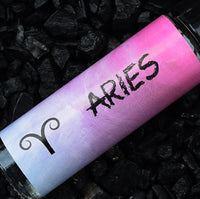 ARIES Perfume Oil, March 21 - April 19, Astrology Horoscope Birthday Gift, The Ram Zodiac Symbol