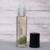 "Heart Chakra Oil ""I Love"" Anahata - Open Your Heart Center, Increase Self Love and Let Go of Regret"