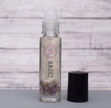"Crown Chakra Oil ""I AM"" Sahasrara - Connect With Your Soul & the Divine Universe"