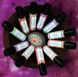 WISTERIA Perfume Oil - Handmade Roll On Sweet Floral Scented Perfume