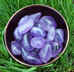 Purple Amethyst Crystals